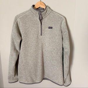 Patagonia Better Sweater Zip Pullover Fleece